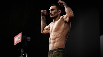 Скриншот EA Sports UFC 3