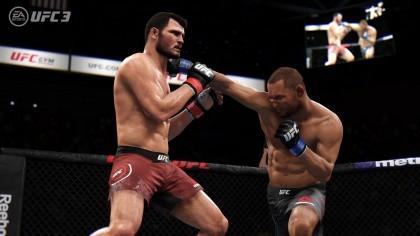Скриншоты EA Sports UFC 3