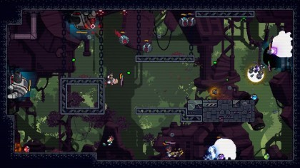 Скриншоты Gravity Heroes