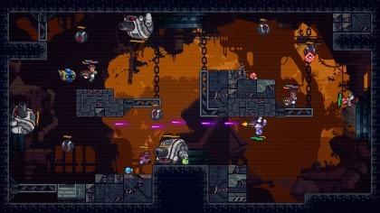 Gravity Heroes игра