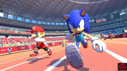 Mario & Sonic at the Olympic Games Tokyo 2020 игра
