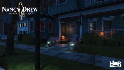 Скриншоты Nancy Drew: Midnight in Salem