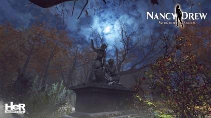 Nancy Drew: Midnight in Salem игра