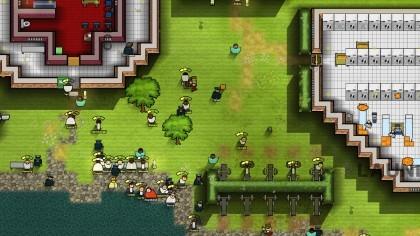 Prison Architect игра