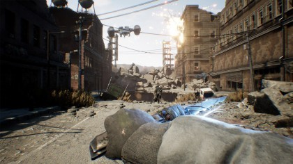 Скриншоты Terminator: Resistance