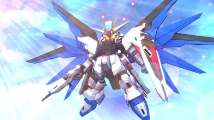 SD Gundam G Generation Cross Rays игра
