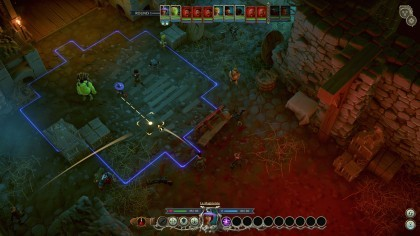 Dungeon of Naheulbeuk: The Amulet of Chaos игра