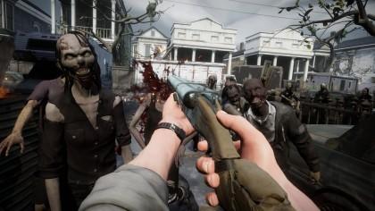 Скриншоты The Walking Dead: Saints & Sinners