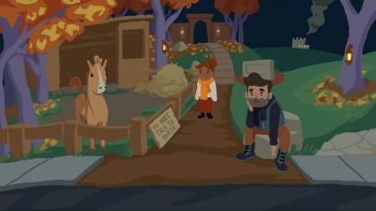 Скриншоты Autumn's End