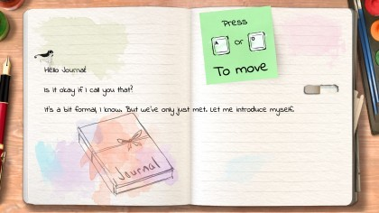Lost Words: Beyond the Page игра