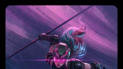 Скриншоты Neon District