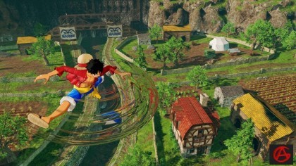 One Piece: World Seeker - The Unfinished Map игра