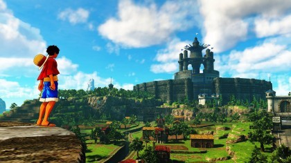 Скриншоты One Piece: World Seeker