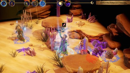 The Dark Crystal: Age of Resistance Tactics игра