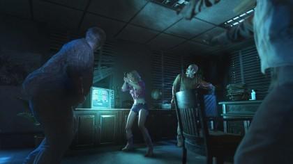 Resident Evil: Resistance игра