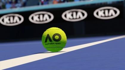 AO Tennis 2 игра