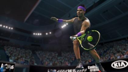 Скриншоты AO Tennis 2