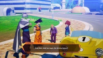 Dragon Ball Z: Kakarot игра