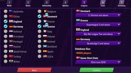 Football Manager Mobile 2020 игра