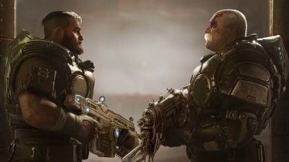 Скриншоты Gears Tactics
