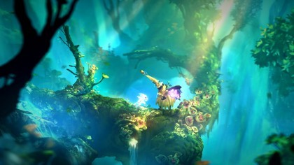 Ori and the Will of the Wisps игра