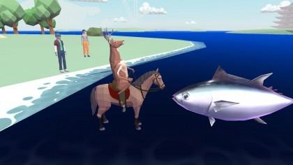 Deeeer Simulator игра