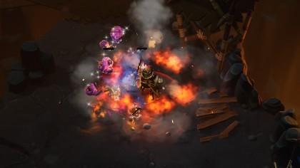 Скриншоты Torchlight III