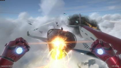 Marvel's Iron Man VR игра