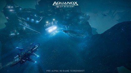 Aquanox Deep Descent игра