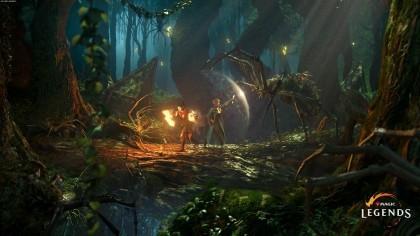 Скриншоты Magic: Legends