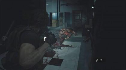 Resident Evil 3 Remake игра