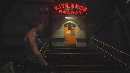 Скриншоты Resident Evil 3 Remake