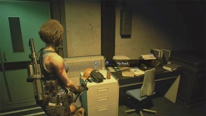 игра Resident Evil 3 Remake