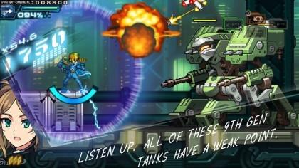 Скриншоты Azure Striker Gunvolt: Striker Pack