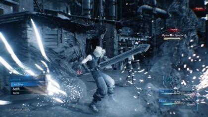 Final Fantasy 7 Remake игра