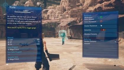 Скриншоты Final Fantasy 7 Remake