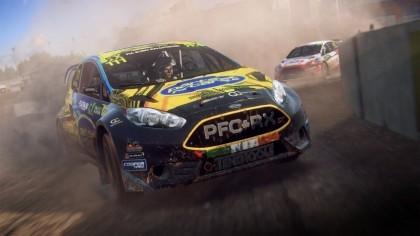 игра DiRT Rally 2.0