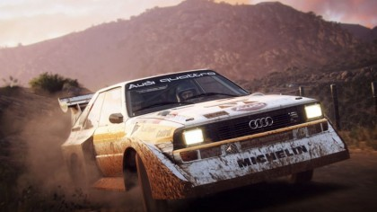 Скриншоты DiRT Rally 2.0