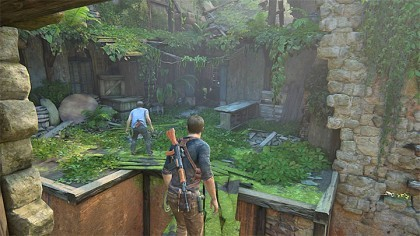 Uncharted 4: A Thief's End игра