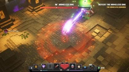Скриншоты Minecraft Dungeons