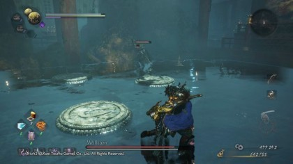 Nioh 2 скриншоты