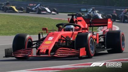 F1 2020 игра