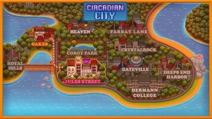 Circadian City игра
