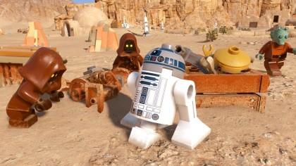 игра Lego Star Wars: The Skywalker Saga