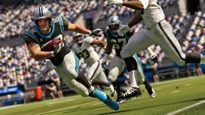 Скриншоты Madden NFL 21