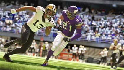 Madden NFL 21 игра