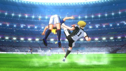 Captain Tsubasa: Rise of New Champions игра
