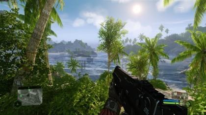 Скриншоты Crysis Remastered