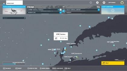 Скриншоты Microsoft Flight Simulator (2020)