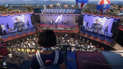 Marvel's Avengers игра